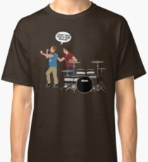 STEP BROTHERS DRUM SET Classic T-Shirt