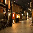 Gion, evening by madewithtubo