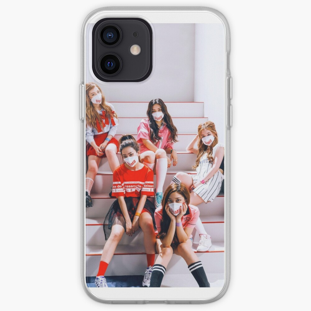 Red Velvet: The Red #4 iPhone Case & Cover
