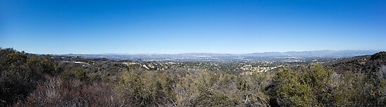 LA View from Reseda by madewithtubo