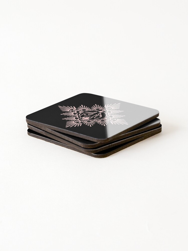 Alternate view of Gathering of Insight Coasters (Set of 4)