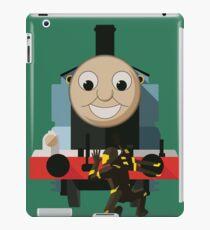 Thomas vs Yellowjacket iPad Case/Skin