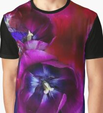 Love Tulips Graphic T-Shirt