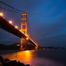 Golden Gate Bridge by madewithtubo