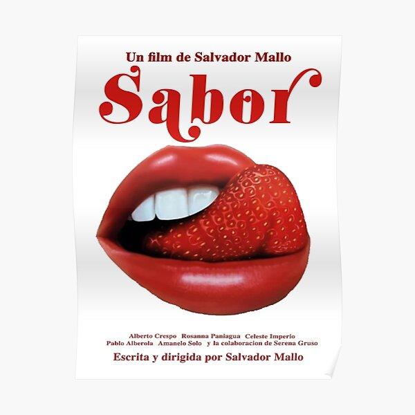 Dolor Y Gloria Douleur et Glory Sabor Poster Poster