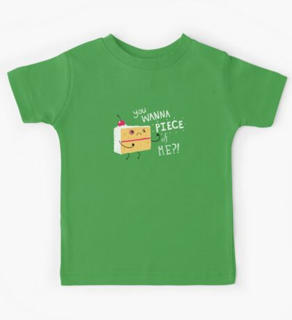 Angry Cake Kids Clothes