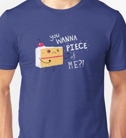 Angry Cake Unisex T-Shirt