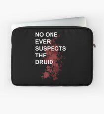 Murder Druid Laptop Sleeve