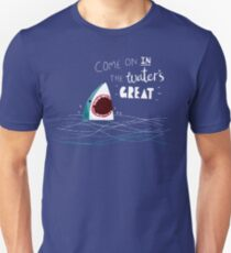 Great Advice Shark Unisex T-Shirt