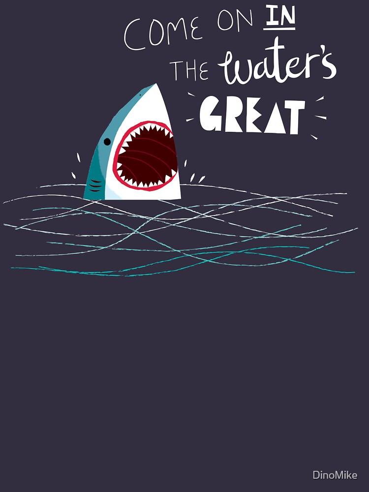 Great Advice Shark by DinoMike