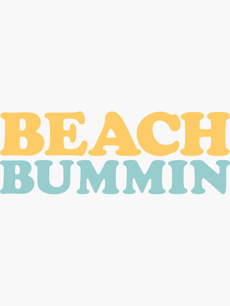 Beach Bummin' by LanceDonnahue
