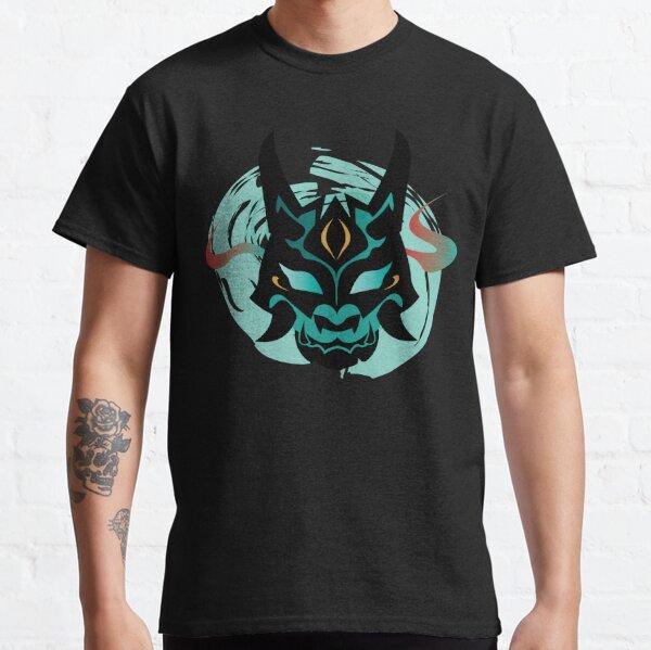 Genshin Impact | Xiao Yaksha Mask Classic T-Shirt