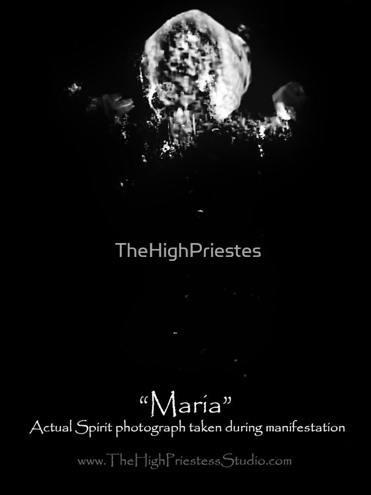 """Maria"" by TheHighPriestes"