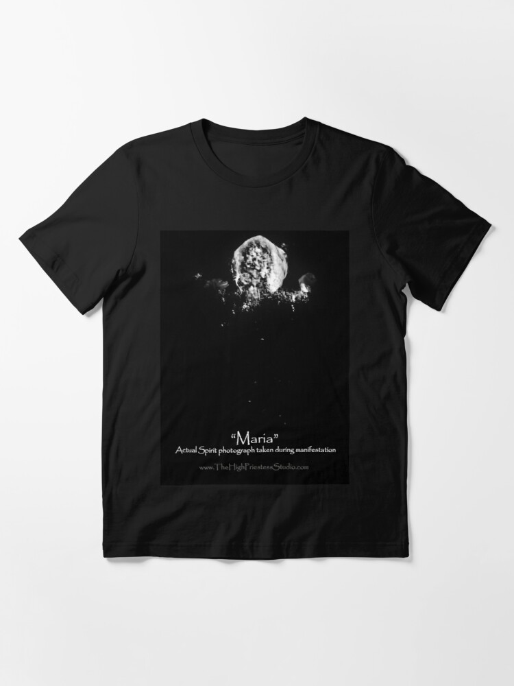 "Alternate view of ""Maria"" Essential T-Shirt"