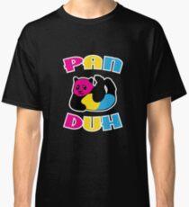 Pan Duh Panda Pansexual LGBT Pride Classic T-Shirt