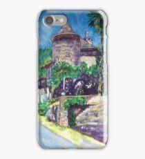 Chateau, France iPhone Case/Skin