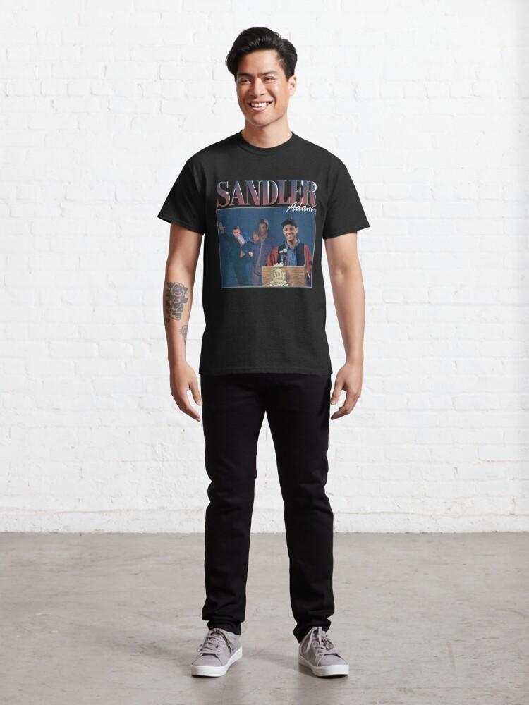 Alternate view of adam sandler Classic T-Shirt