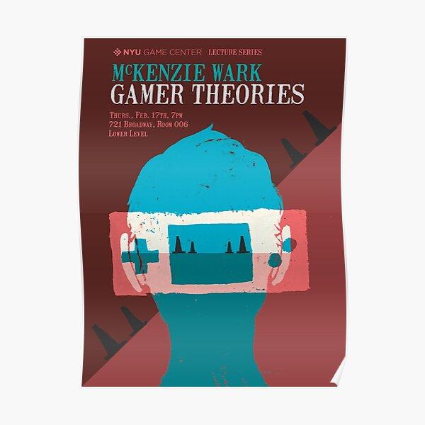 McKenzie Wark: Gamer Theories Poster