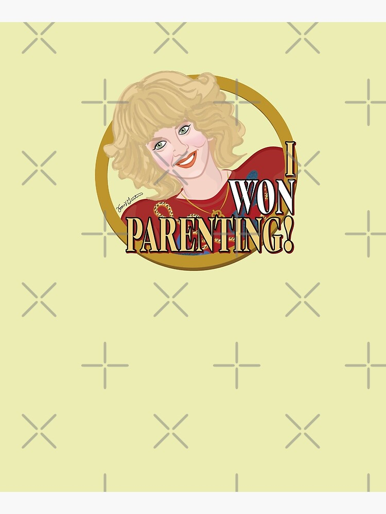 Bev Won Parenting by Frannotated