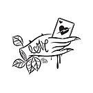 Lover's Hand by MissChatZ