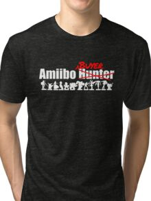 Amiibo Buyer Tee for former Amiibo Hunters Tri-blend T-Shirt