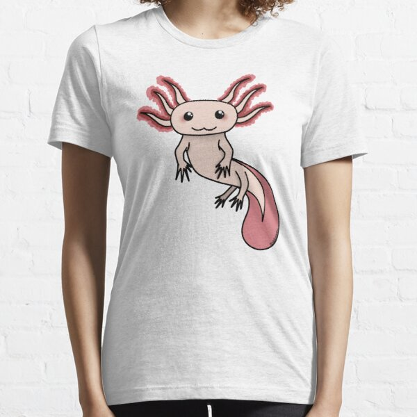 Chibi Axolotl Essential T-Shirt