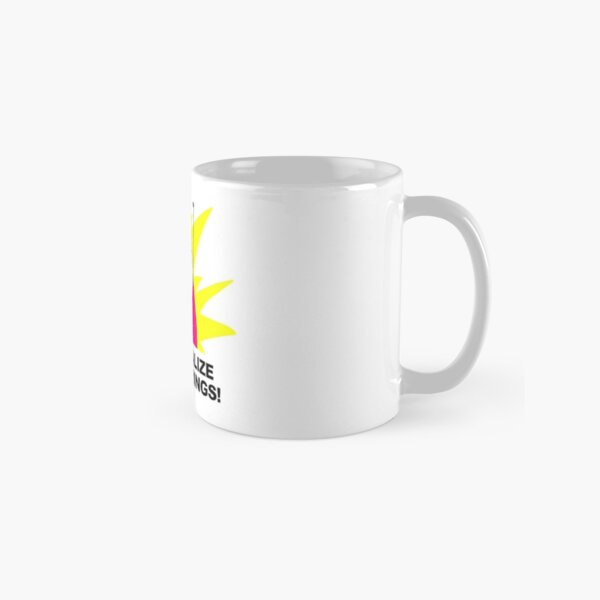 Decentralize All The Things - Ethereum Fan Classic Mug