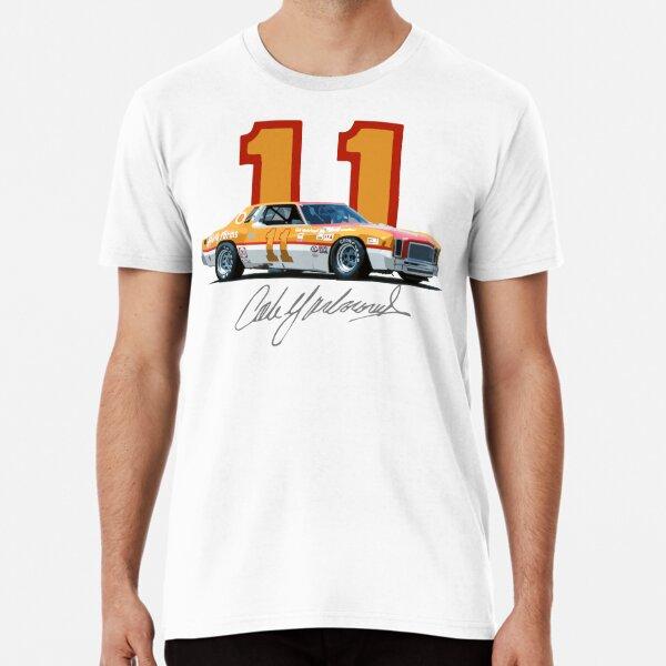Cale Yarborough 1977 Race Car Premium T-Shirt