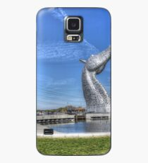 The Kelpies sculptures  Case/Skin for Samsung Galaxy