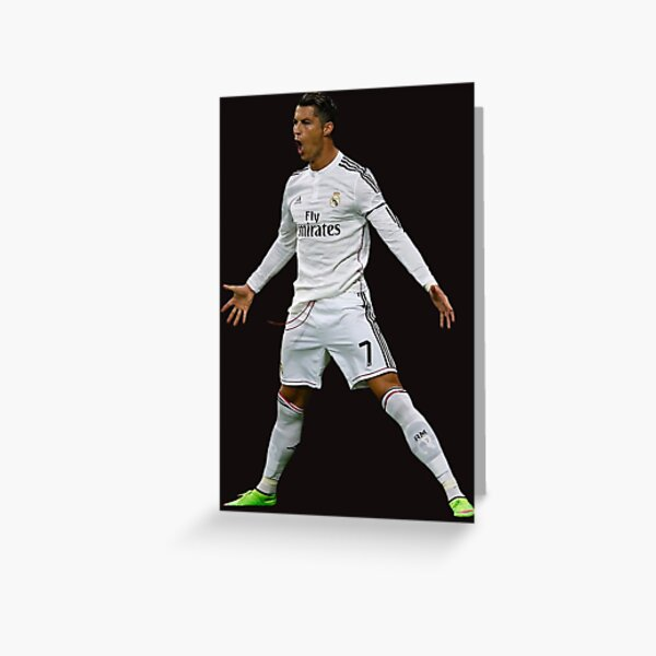 CR7, Cristiano Ronaldo, Cristiano, Ronaldo, oro, portugal, 7 Tarjetas de felicitación