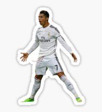 Pegatina CR7, Cristiano Ronaldo, Cristiano, Ronaldo, oro, portugal, 7