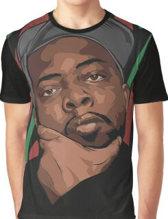Phife Dawg Graphic T-Shirt