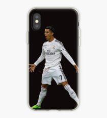 CR7, Cristiano Ronaldo, Cristiano, Ronaldo, oro, portugal, 7 iPhone Case