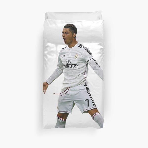 CR7, Cristiano Ronaldo, Cristiano, Ronaldo, oro, portugal, 7 Duvet Cover