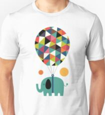 Fly High And Dream Big Unisex T-Shirt
