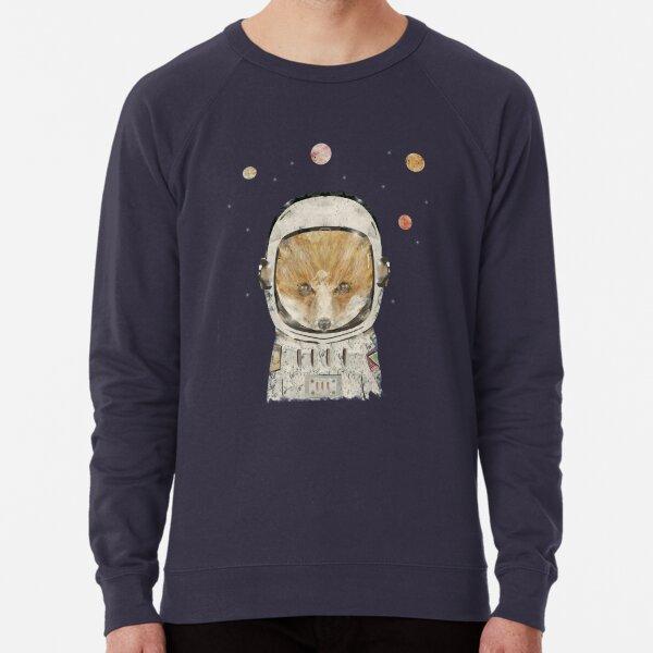 little space fox Lightweight Sweatshirt