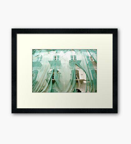 Elegant Renovation Framed Print