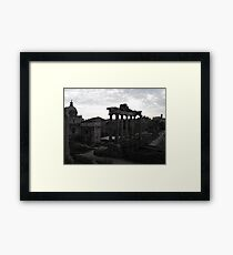 Forum 4 Framed Print