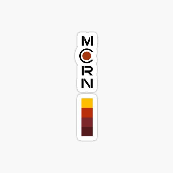 Mars MCRN Marine Zero Essential Sticker