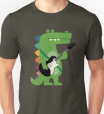 Croco Rock Unisex T-Shirt