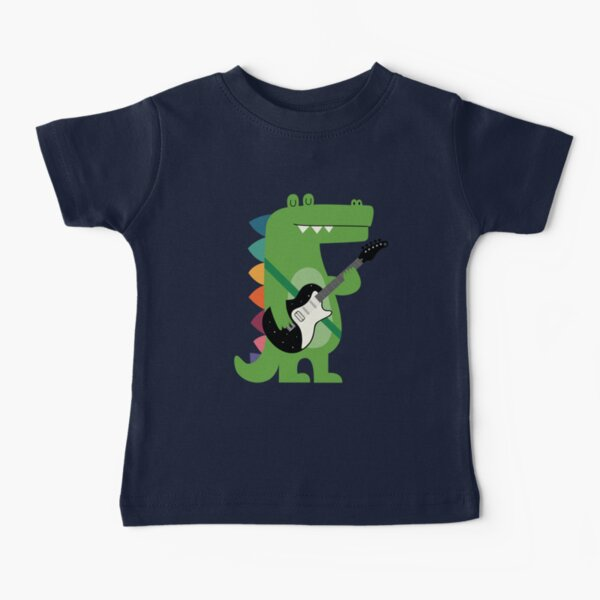 Croco Rock Baby T-Shirt