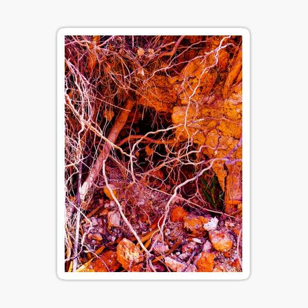 TONE ROOTS 7 - Subterranean Conversation Exposed Sticker