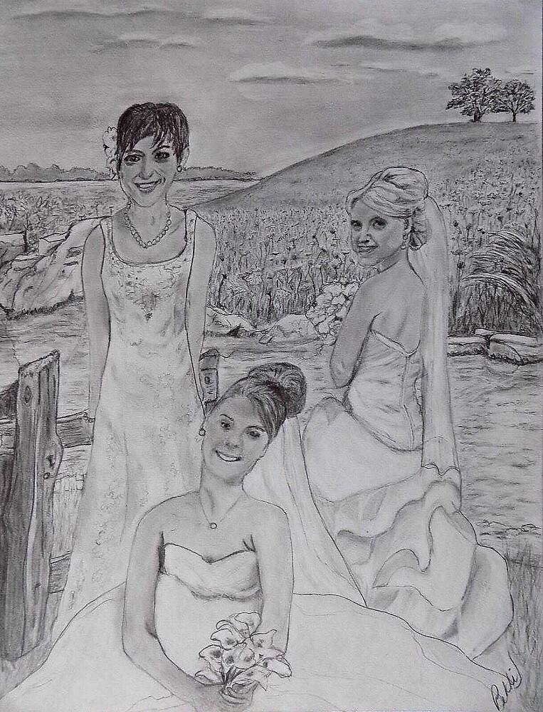Wedding Sisters by Mcbekki