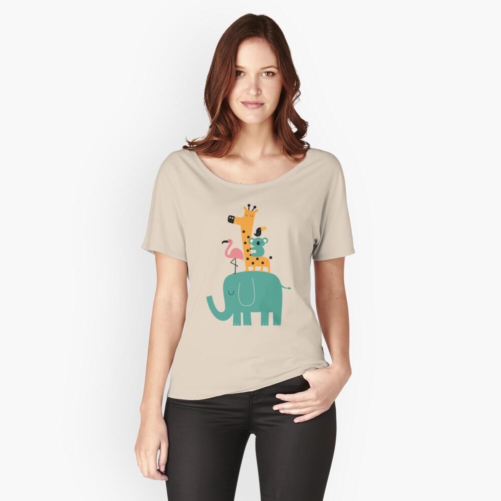 Weitergehen Loose Fit T-Shirt