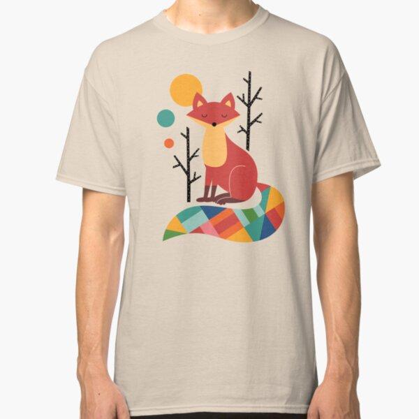 Rainbow Fox Classic T-Shirt
