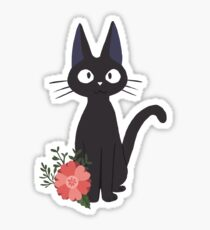 Jiji Cat Sticker