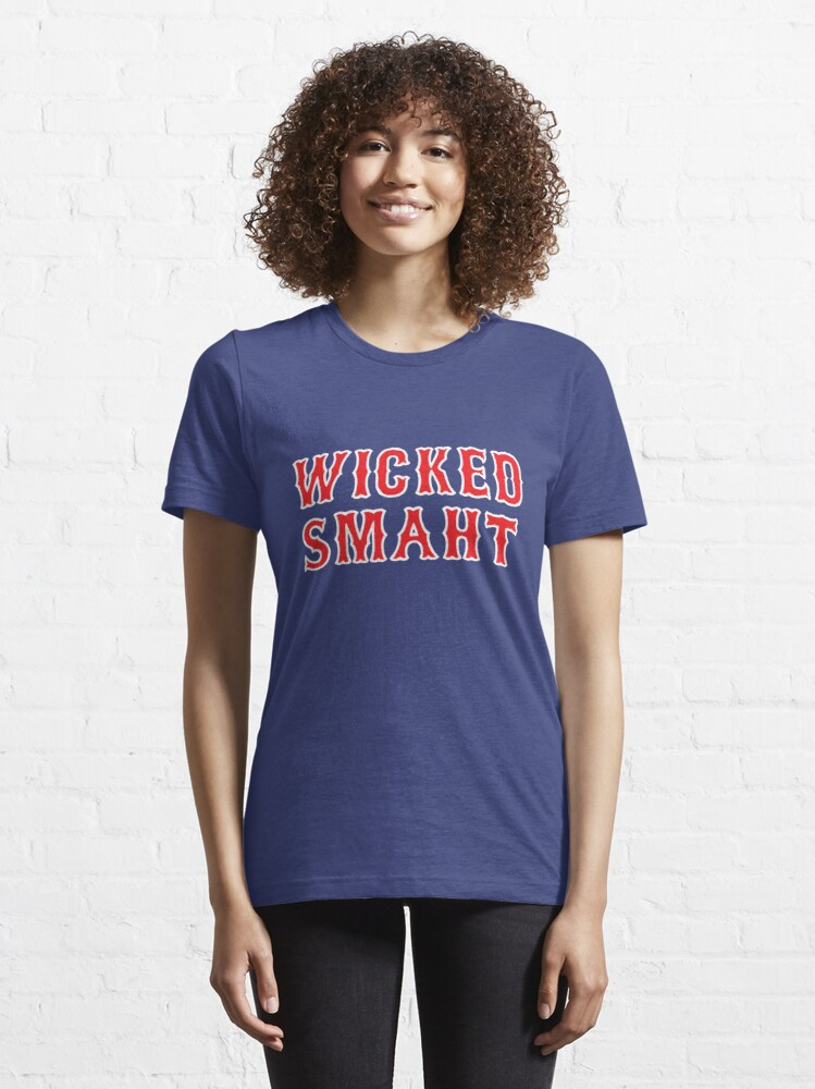 Alternate view of Wicked Smaht Essential T-Shirt