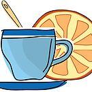 Coffee cup  by Alexzel