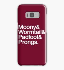 Marauders Samsung Galaxy Case/Skin
