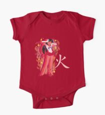 Soldier of Flame & Passion Kids Clothes